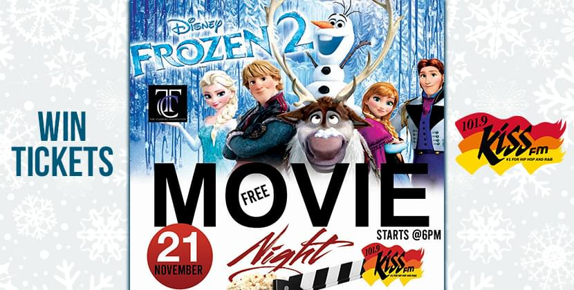 Join Us For A Clemons Movie Night!