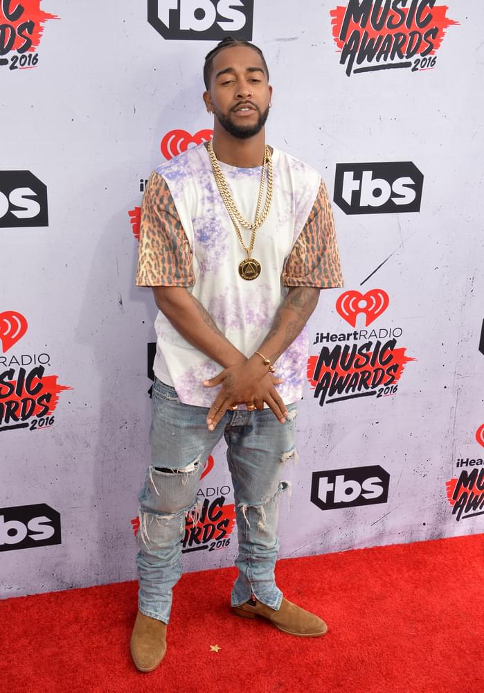 """Omarion Says He """"Feels No Way"""" About Lil Fizz & Apryl Jones (VIDEO)"""