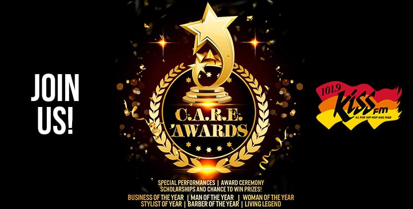 Join Us At The C.A.R.E. Awards!