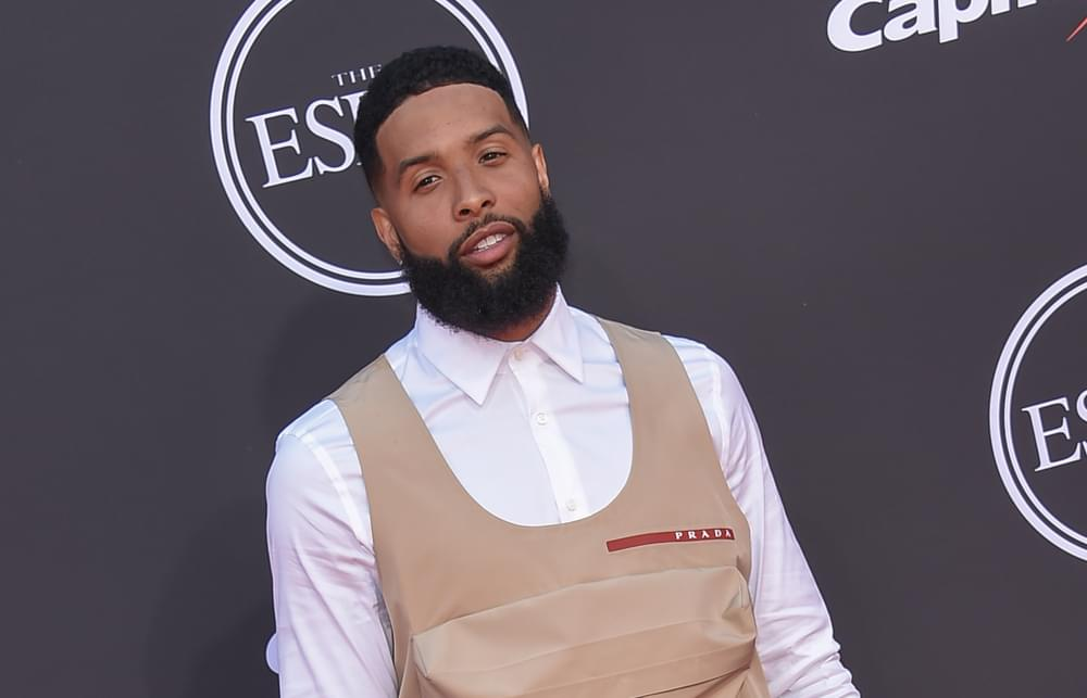 Odell Beckham Warrant for Arrest For Slapping Security on the Butt