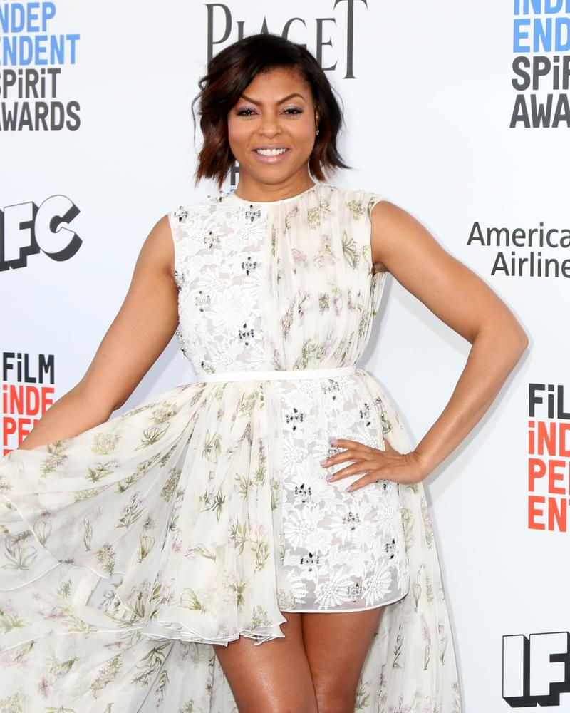Taraji P Henson Launches Natural Hair Care Line At Target Wiks Fm