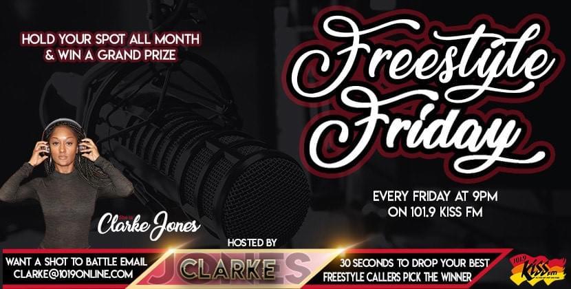 Friday Night Battle with Clarke Jones