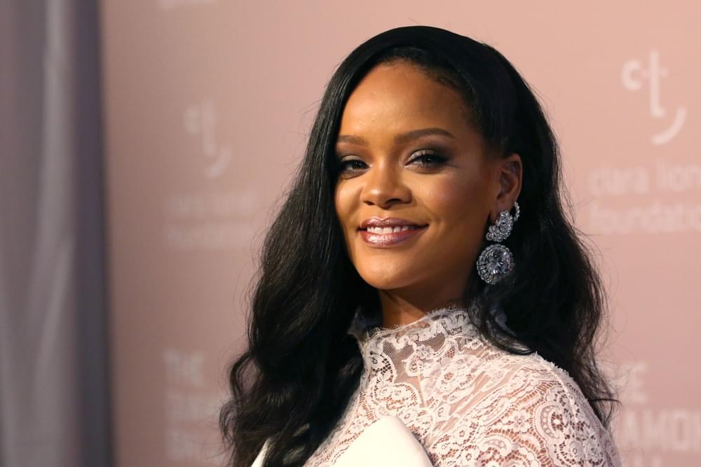 Rihanna to Receive NAACP President's Award