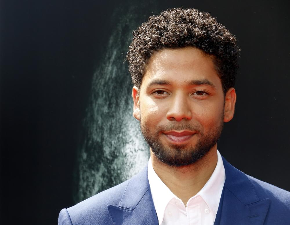 Jussie Smollett Charged on New Indictment for Racist Attack