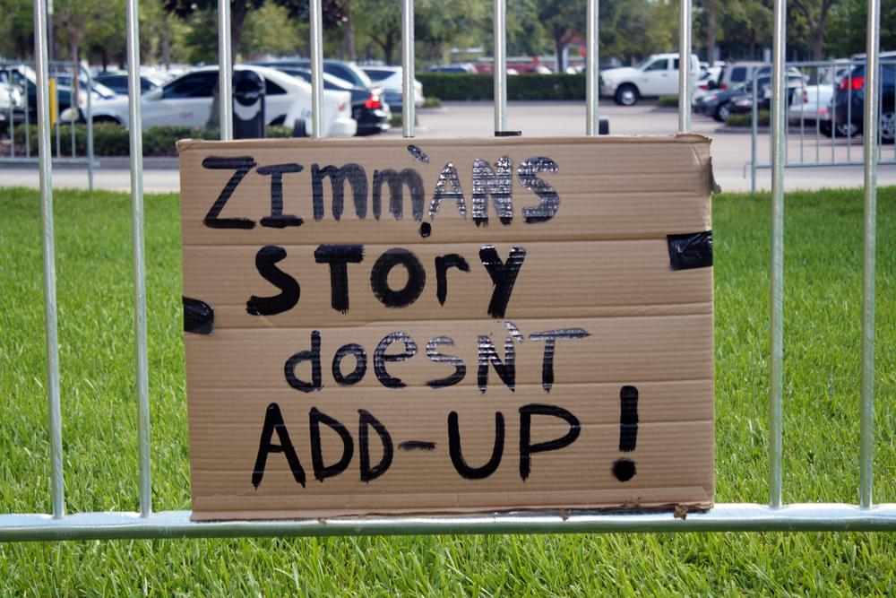 George Zimmerman Suing Two Presidential Candidates For Comments on Trayvon Martin