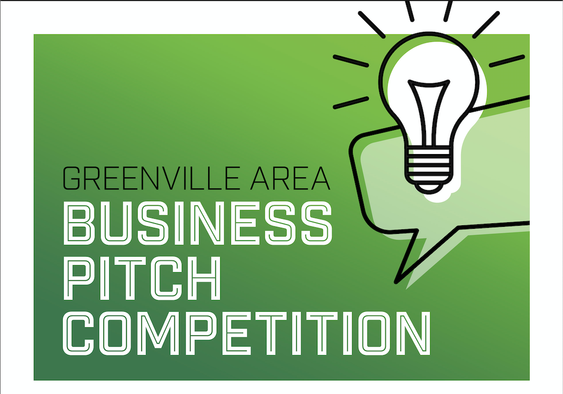 Greenville Area Pitch Competition