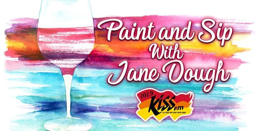 Paint & Sip with Jane Dough