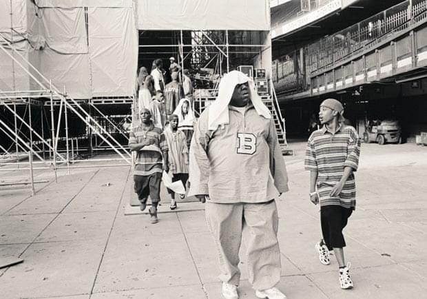 Street wear brand KITH drops Notorious B.I.G. tribute collection
