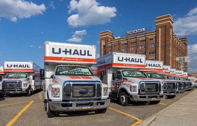 U-Haul offers free month of free self-storage to college students