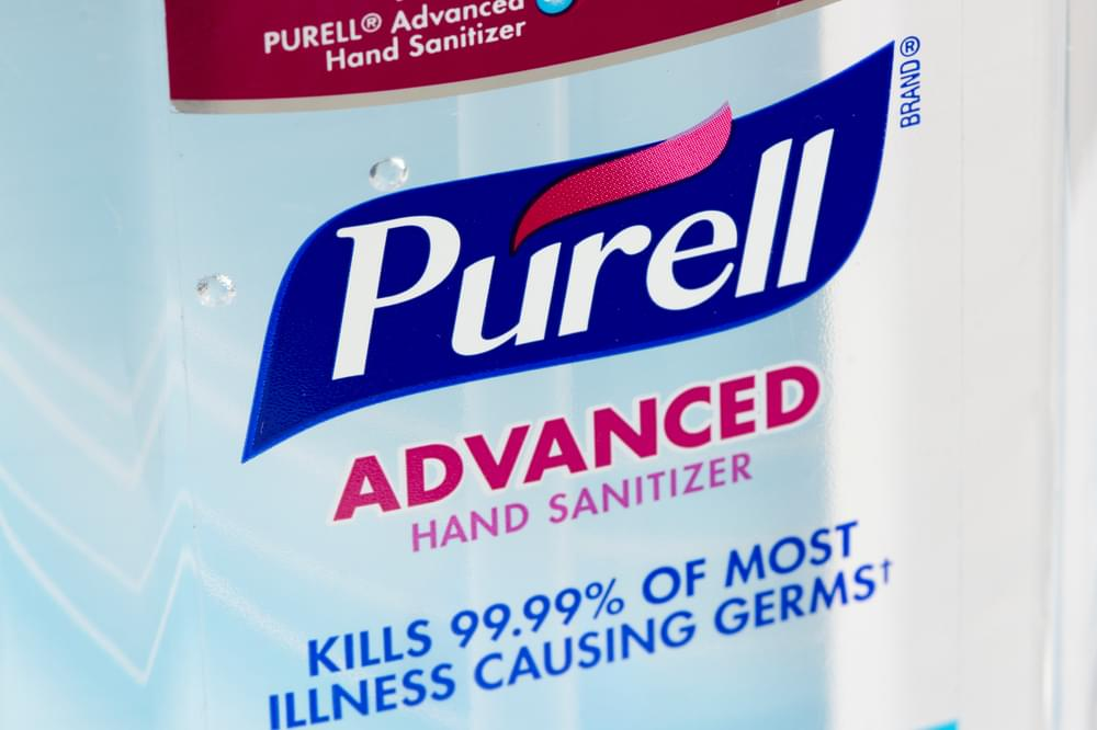 """Purell Hand Sanitizer Being Sued for """"Misleading Claims"""""""