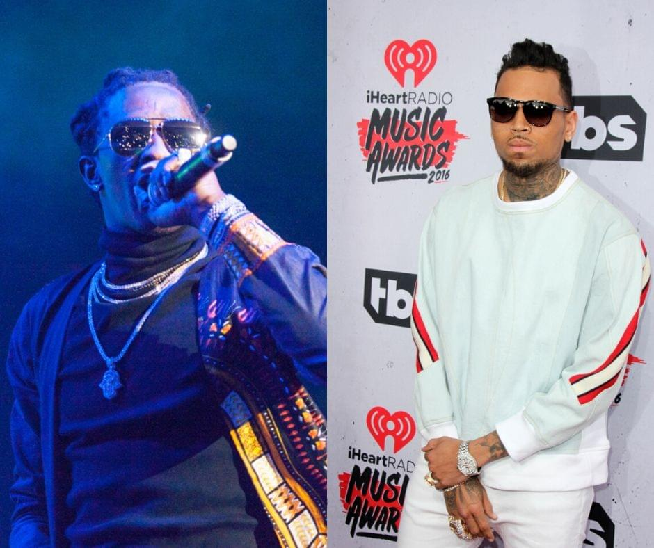 Chris Brown Announces New Mixtape with Young Thug