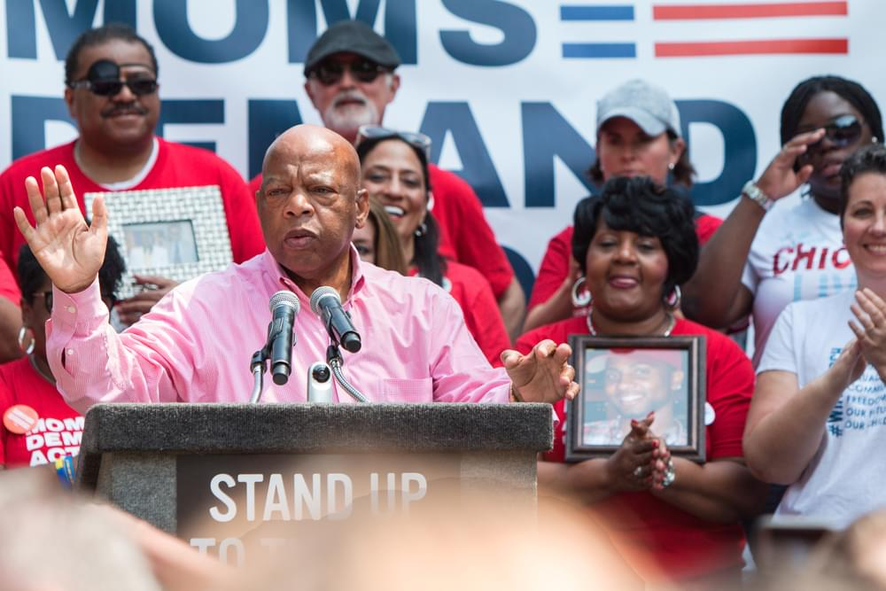 Civil Rights Leader John Lewis Endorses Joe Biden