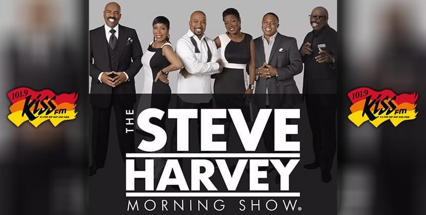 The Steve Harvey Morning Show