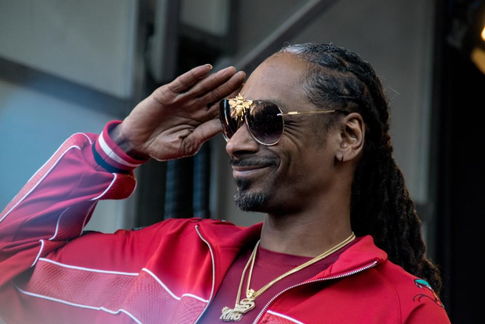 Snoop Dogg Gets His Own Wine