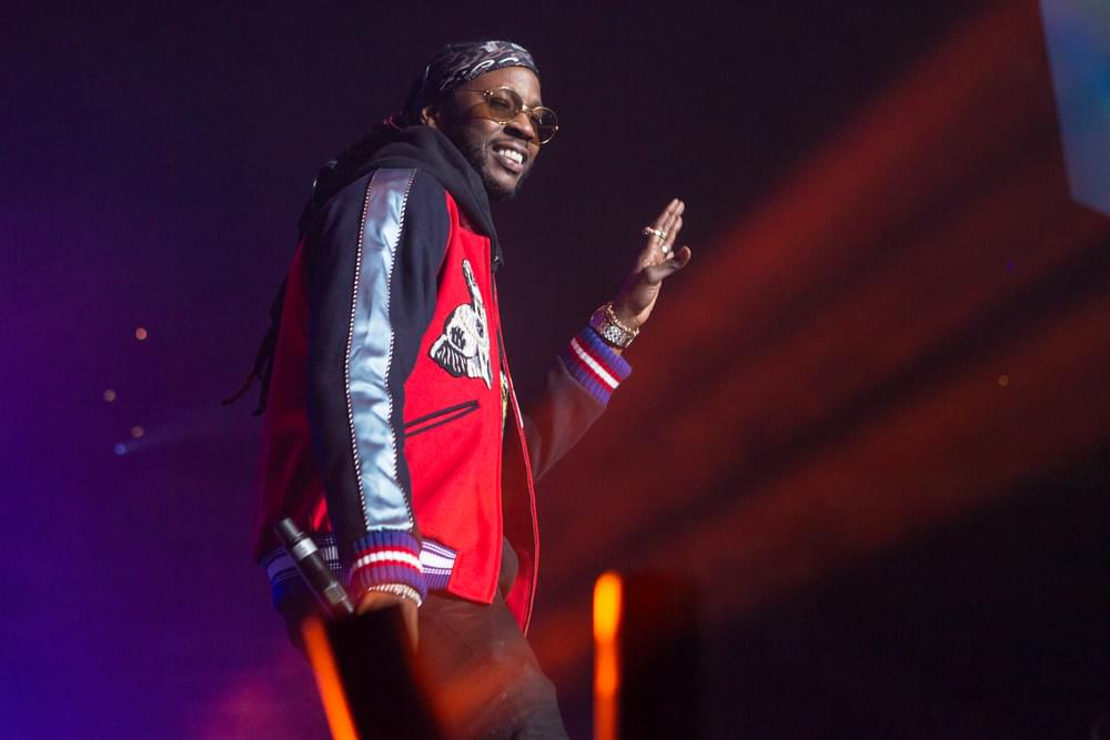 2 Chainz Donates Meals to Medical Workers
