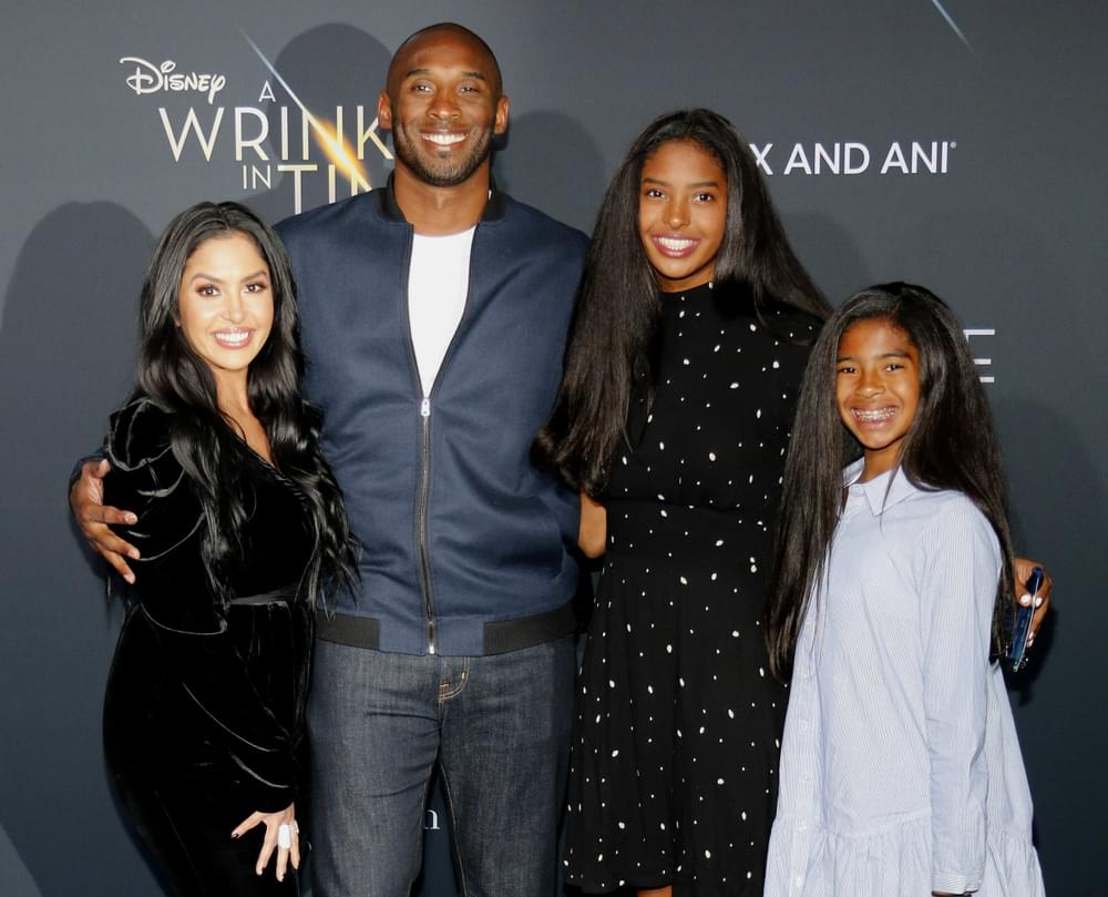 Families Involved in Helicopter Crash with Kobe Bryant Suing For Wrongful Death