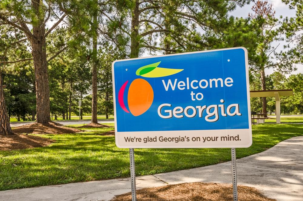 Georgia Will Be Opening Business Starting On Friday