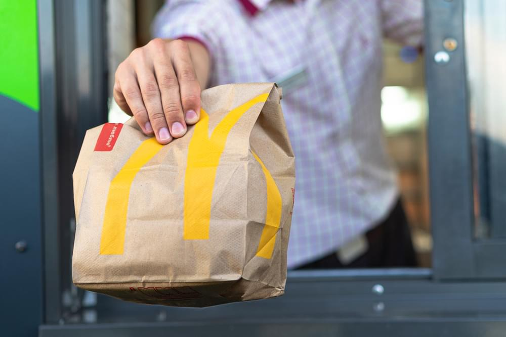 McDonald's Is Feeding First Responder and Healthcare Workers for Free