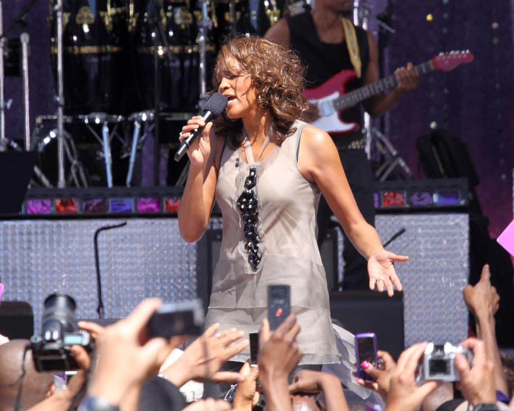 Whitney Houston Biopic In The Making