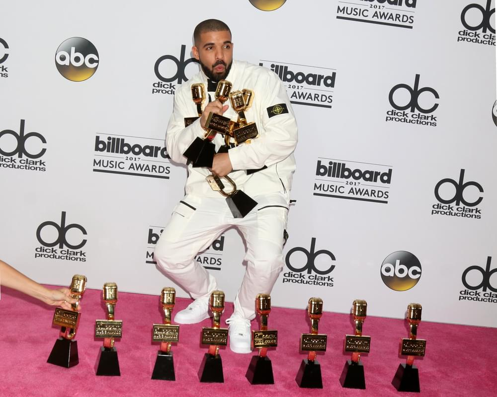 Drake Breaks Record for Most Top 10's on Hot 100 Chart