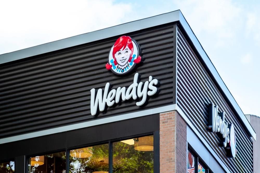 Wendy's Removes Some Beef Items From Menus Due to Meat Shortage