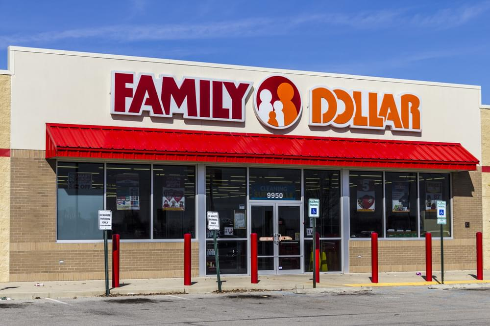 Three Family Members Charged With Killing of Security Guard Over Wearing Masks in a Family Dollar