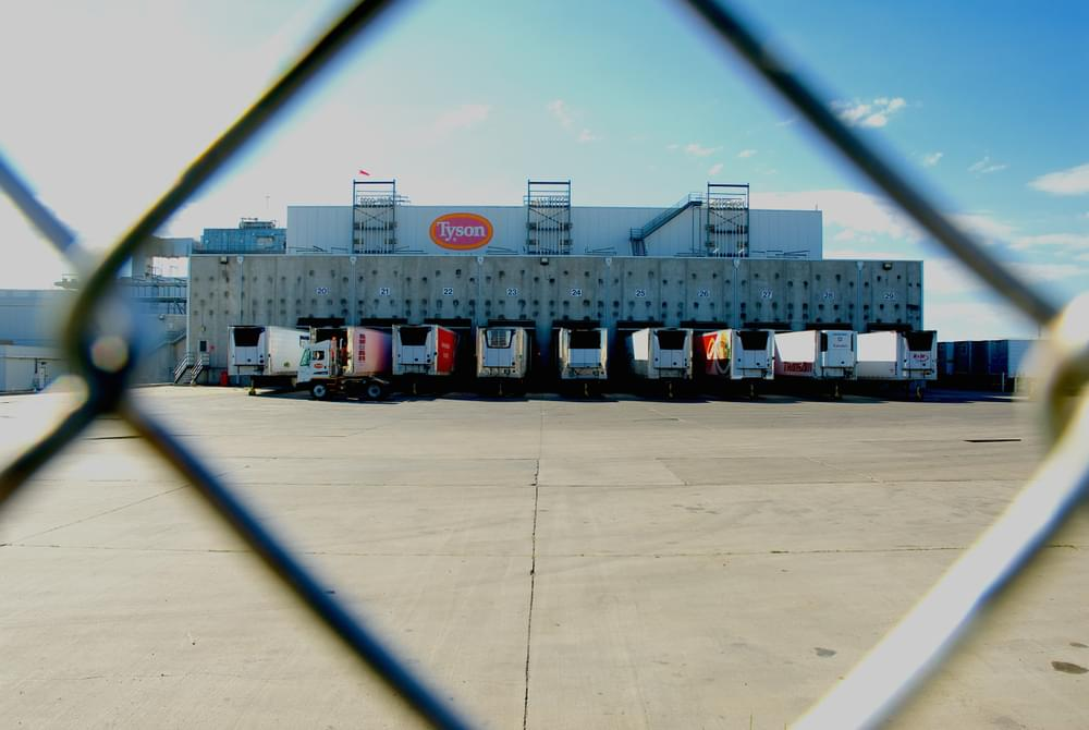 Tyson Food Largest US Plant Will Reopen This Week