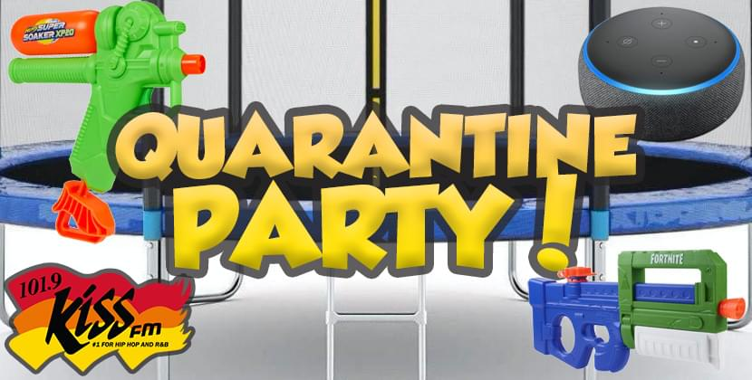 Quarantine Backyard Party Part 2