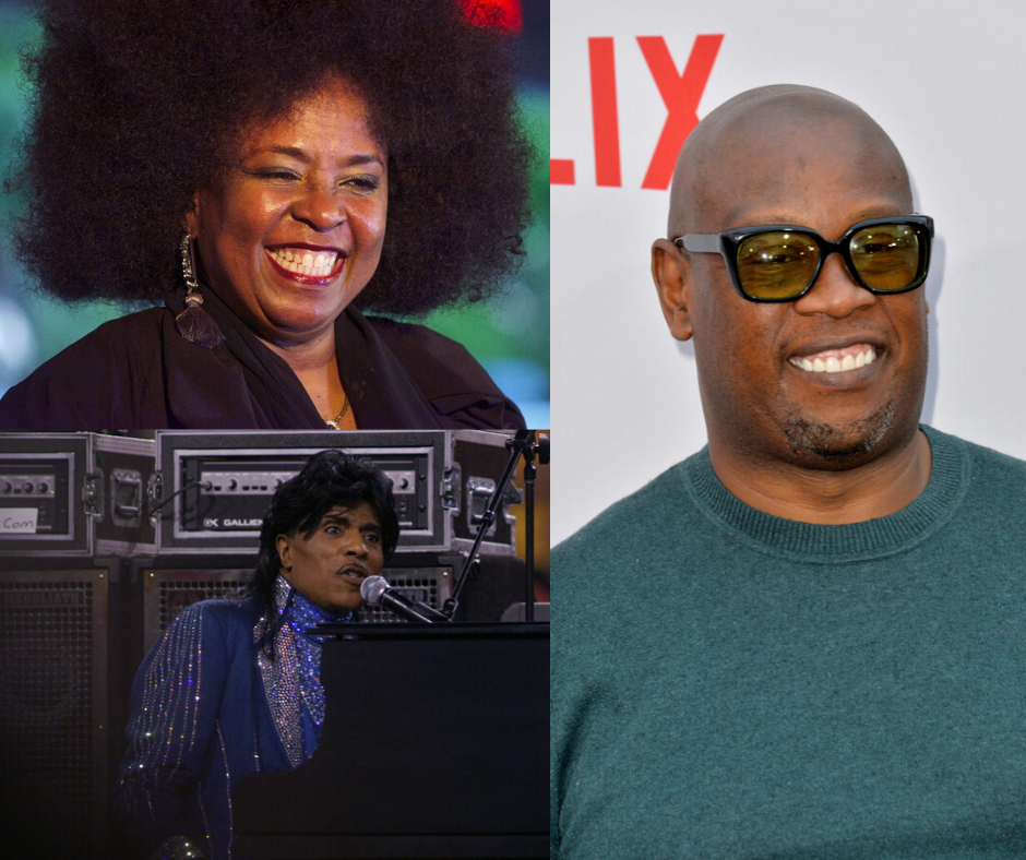 This Weekend We Lost Three Legends in Music
