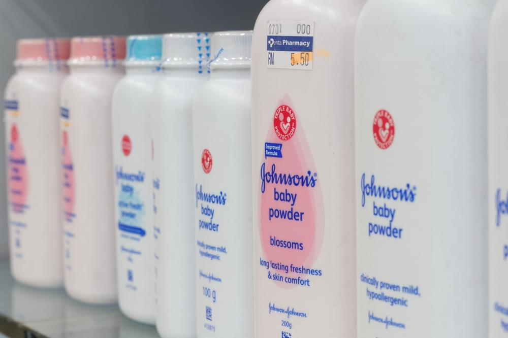 Johnson & Johnson to Stop Selling Talc-Based Baby Powder After Thousands of Lawsuits Cause Decrease In Demand