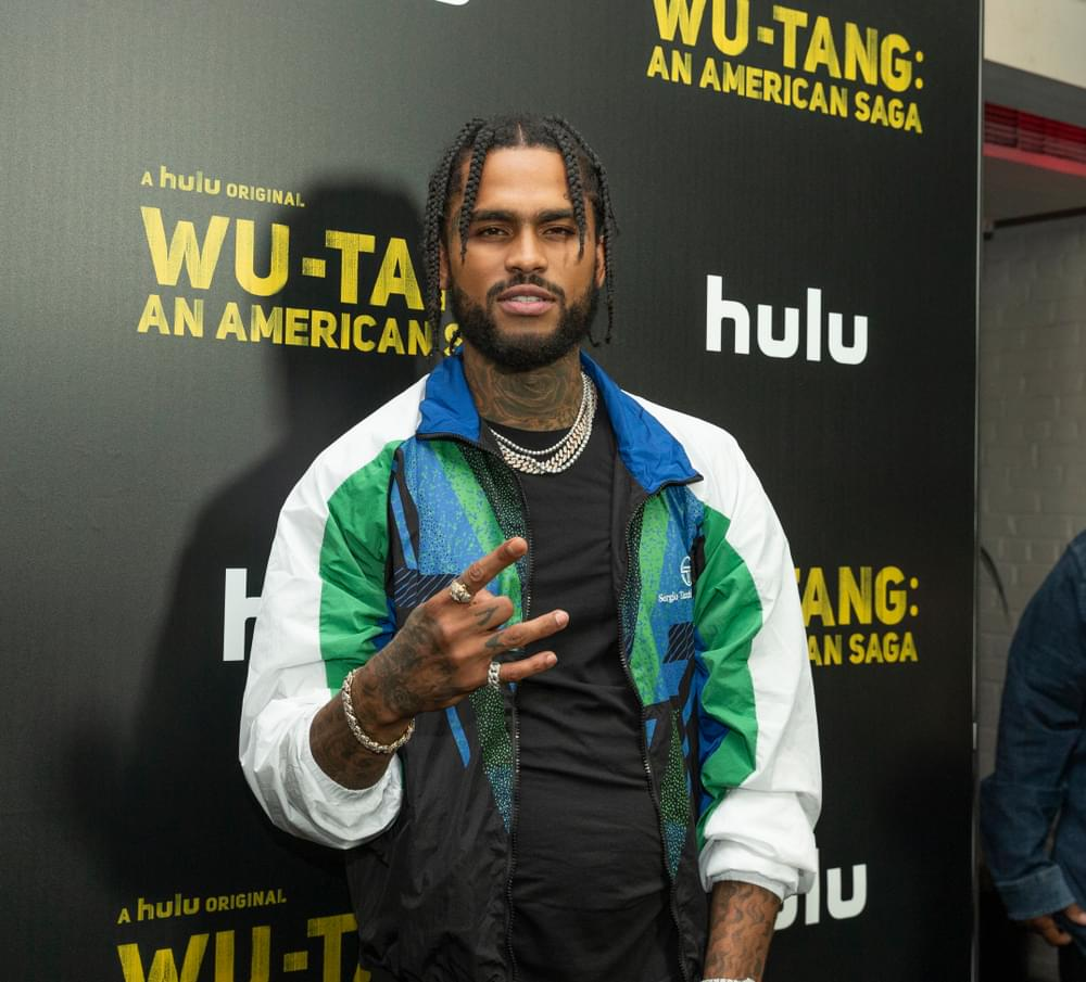 Dave East Arrested for Weed and Disorderly Conduct