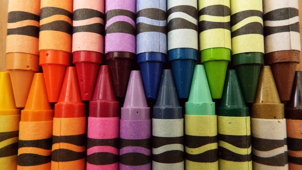 """Crayola Announces New """"Colors Of The World"""" Crayons"""