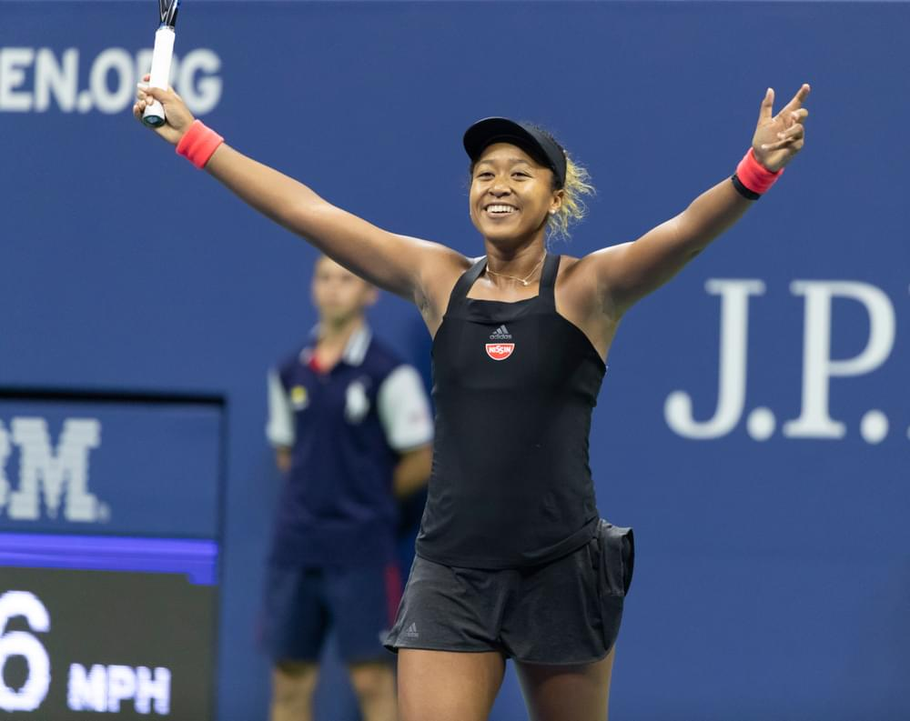 Naomi Osaka Is The Highest Paid Female Athlete Ever at 22-Years-Old
