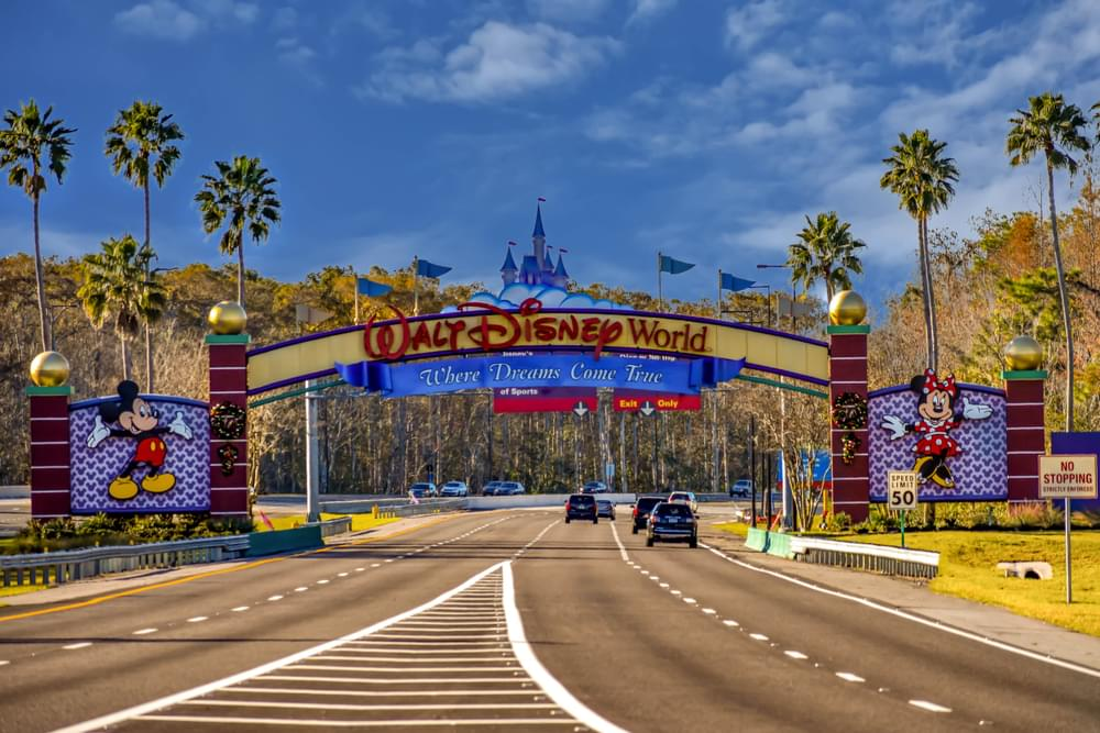 Disney World to Reopen in July