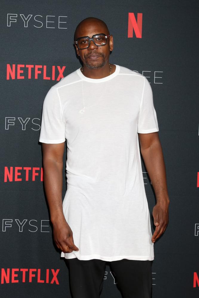 Dave Chappelle Responds to Don Lemon Calling on Black Celebrities (VIDEO)