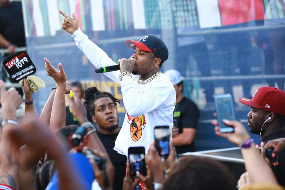 Tory Lanez Arrested on Gun Charges