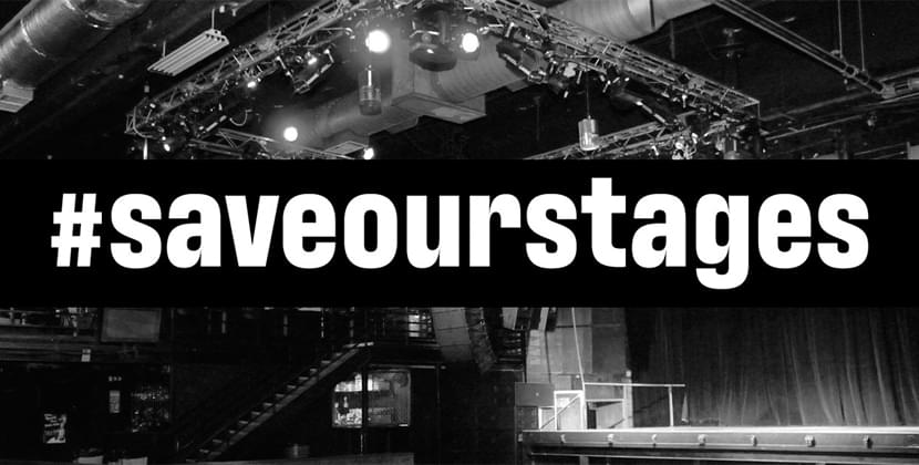 Help #SaveOurStages