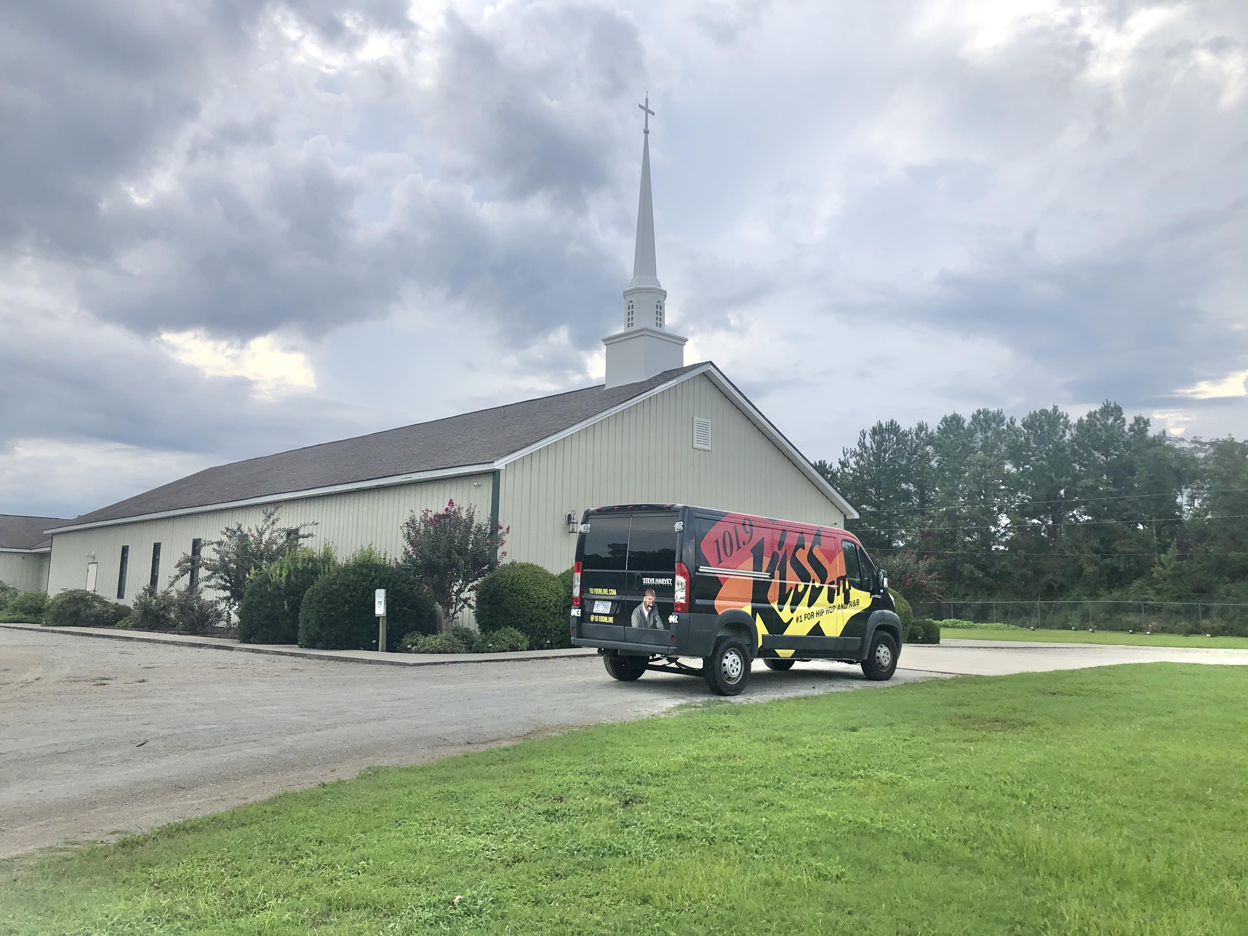 Do Something BIG in YOUR Community: Myrtle Grove Christian Church Blood Drive