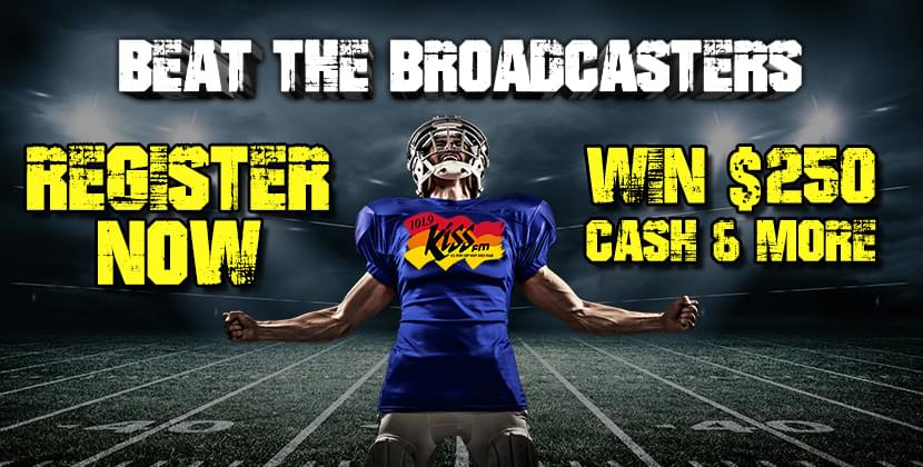 Beat The Broadcasters Football Picks