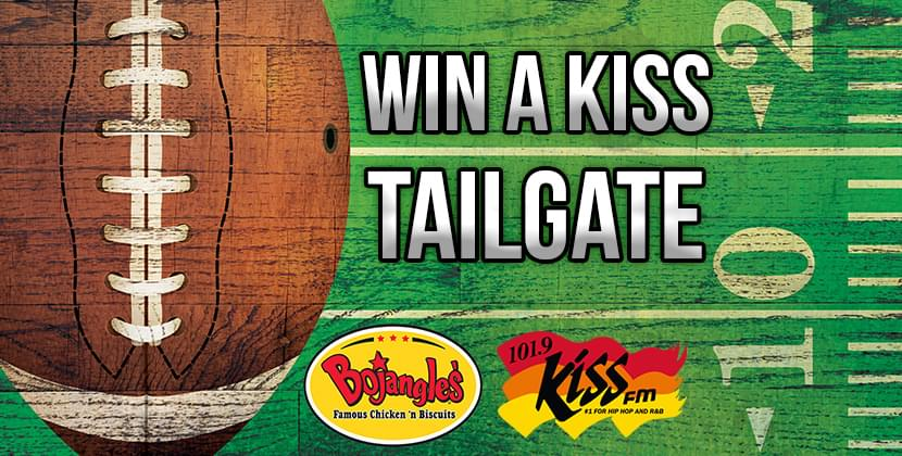 Win a Kiss Tailgate