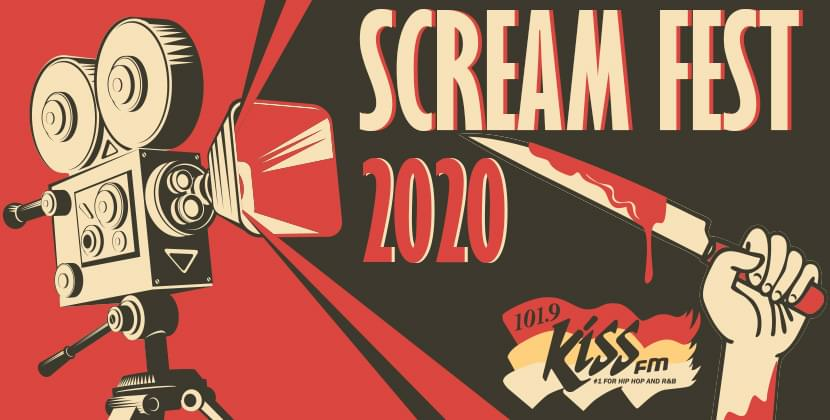 Win Your Very Own Scream Fest Home Theater