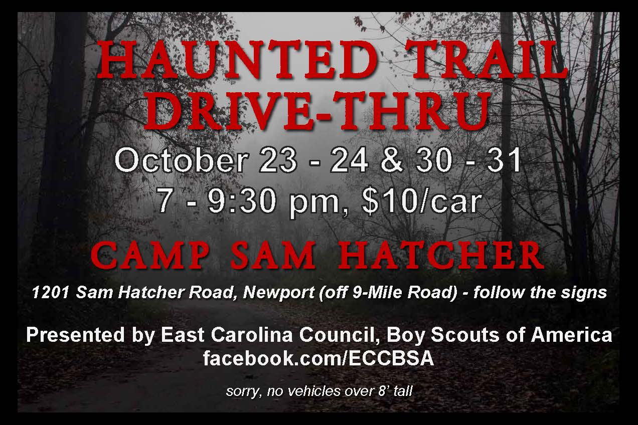 Haunted Trail Drive-Thru!