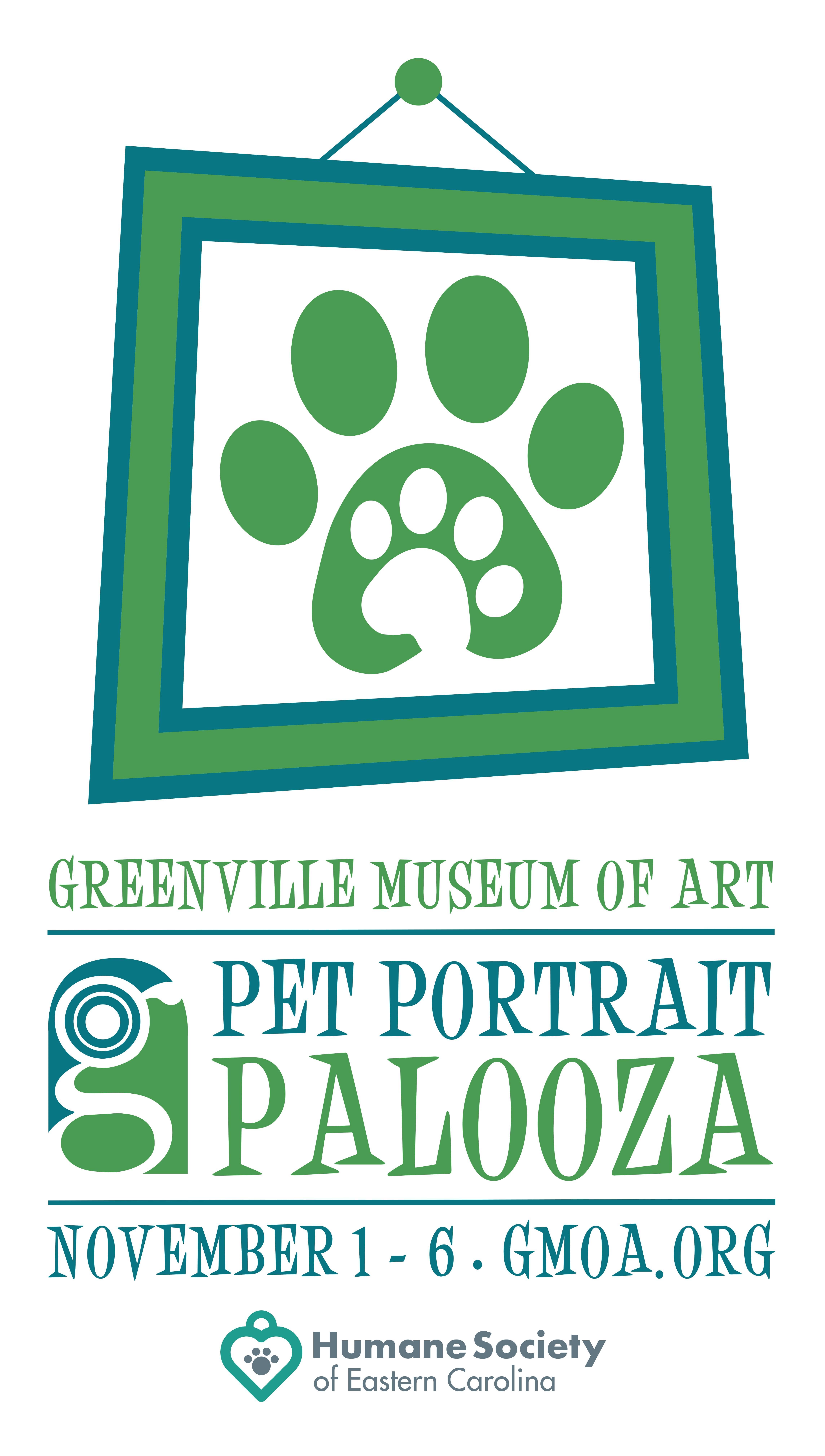 Pet Portrait Palooza!