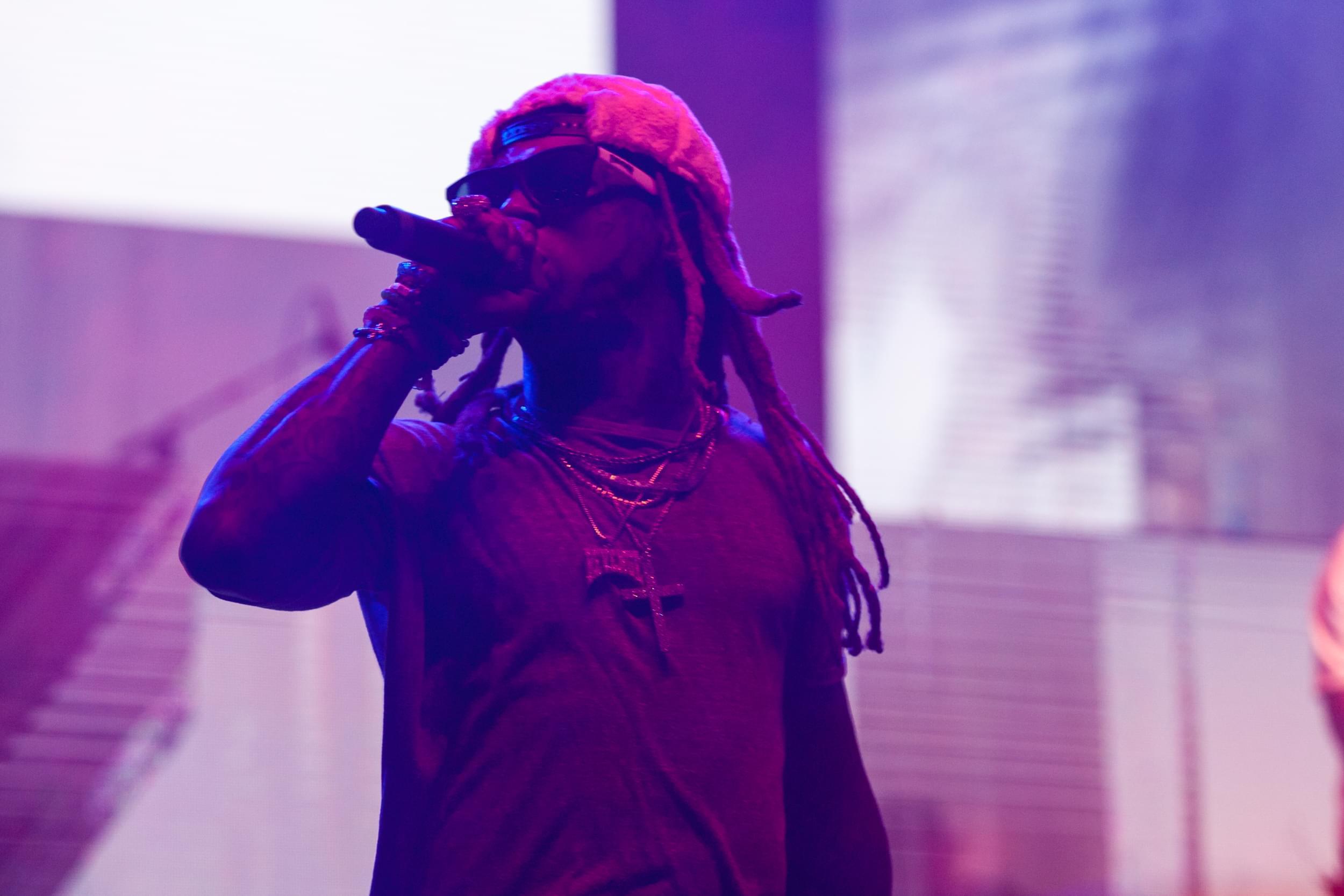 Lil Wayne's Guns vs Southern District of Miami