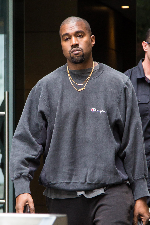 Kanye West: self-proclaimed 'Leader of The Free World'