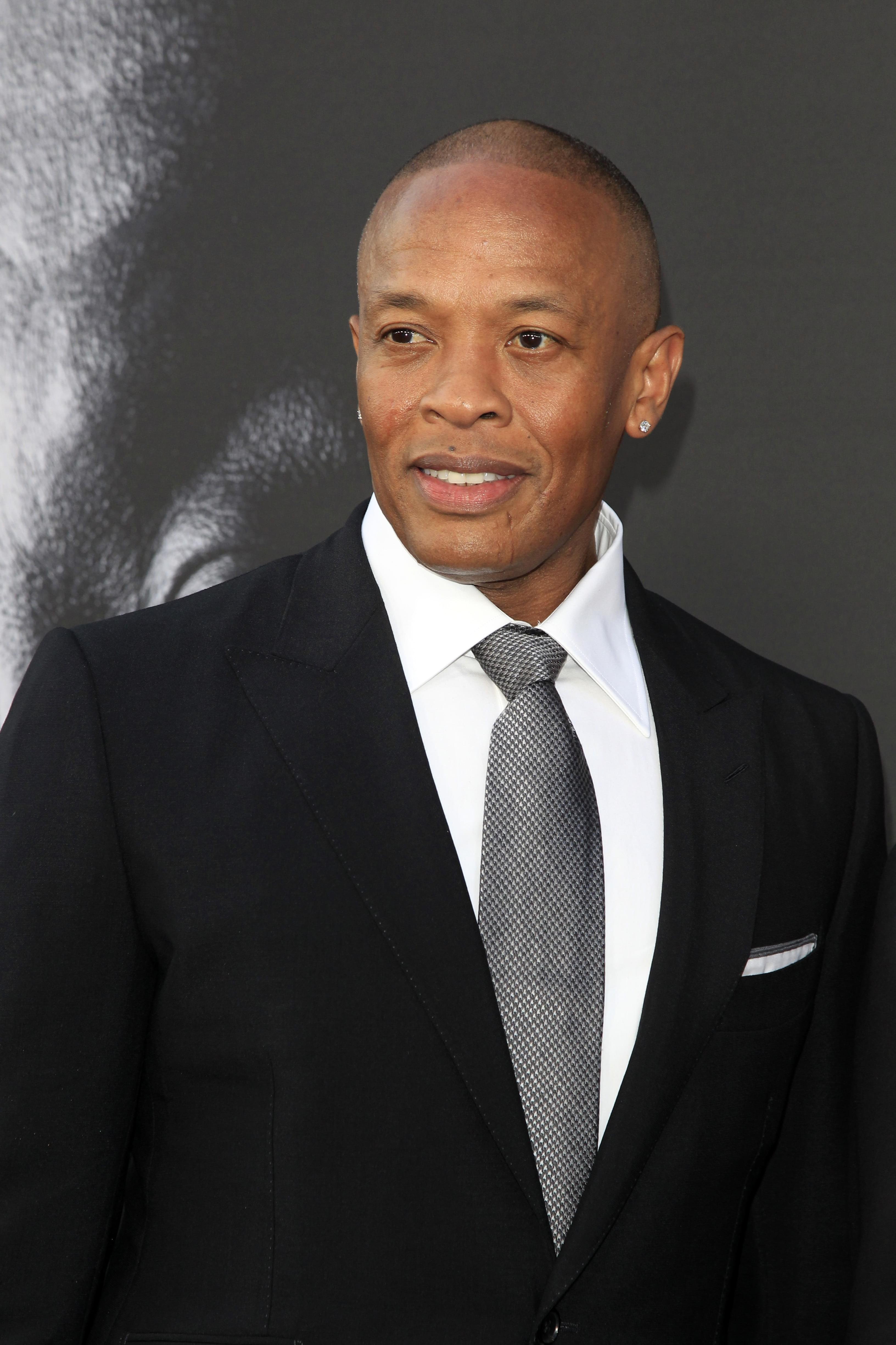 Dr. Dre in ICU after Suffering An Aneurysm