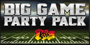 Big Game Party Pack ROT
