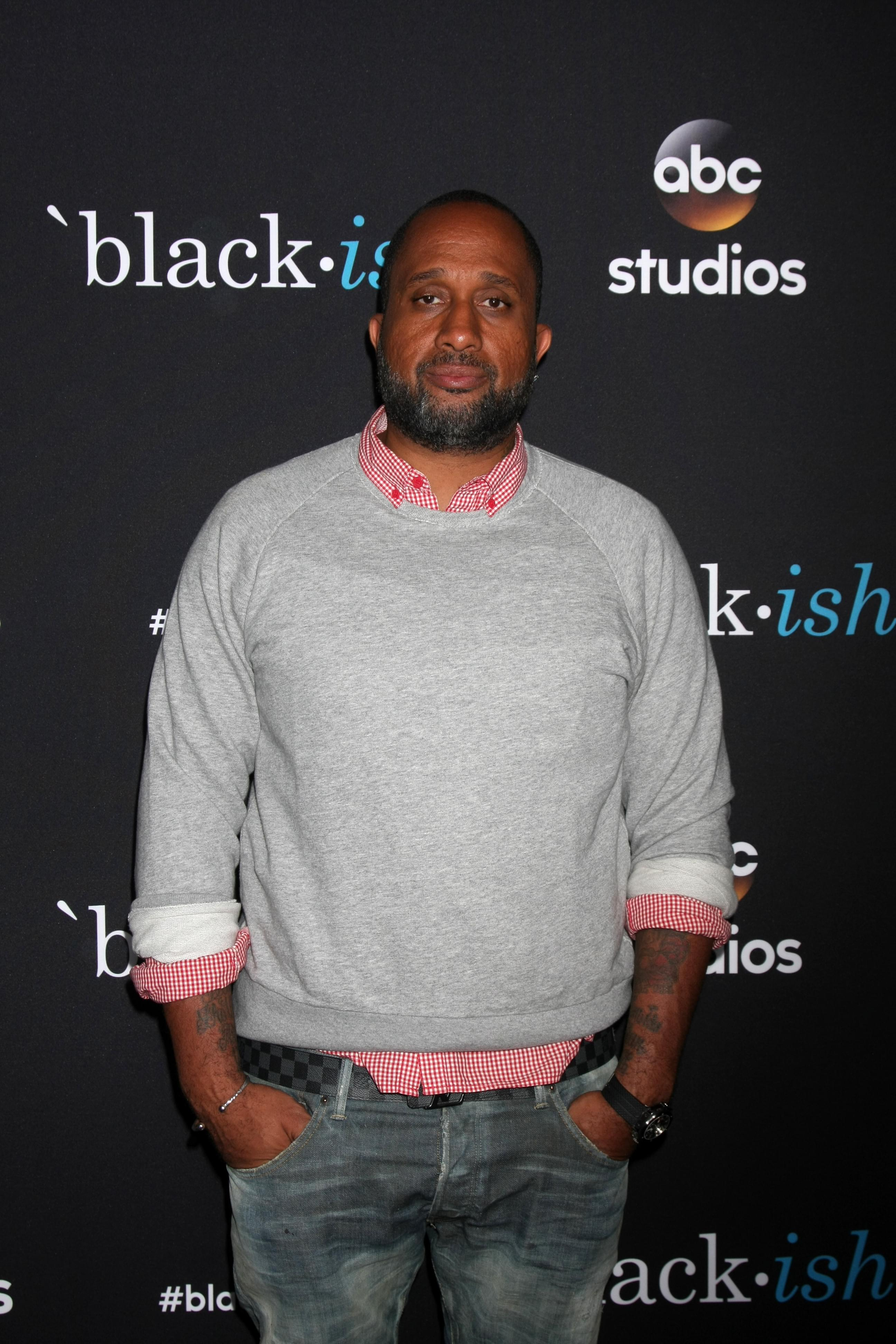 Kenya Barris and 50 Cent Team Up on New Project