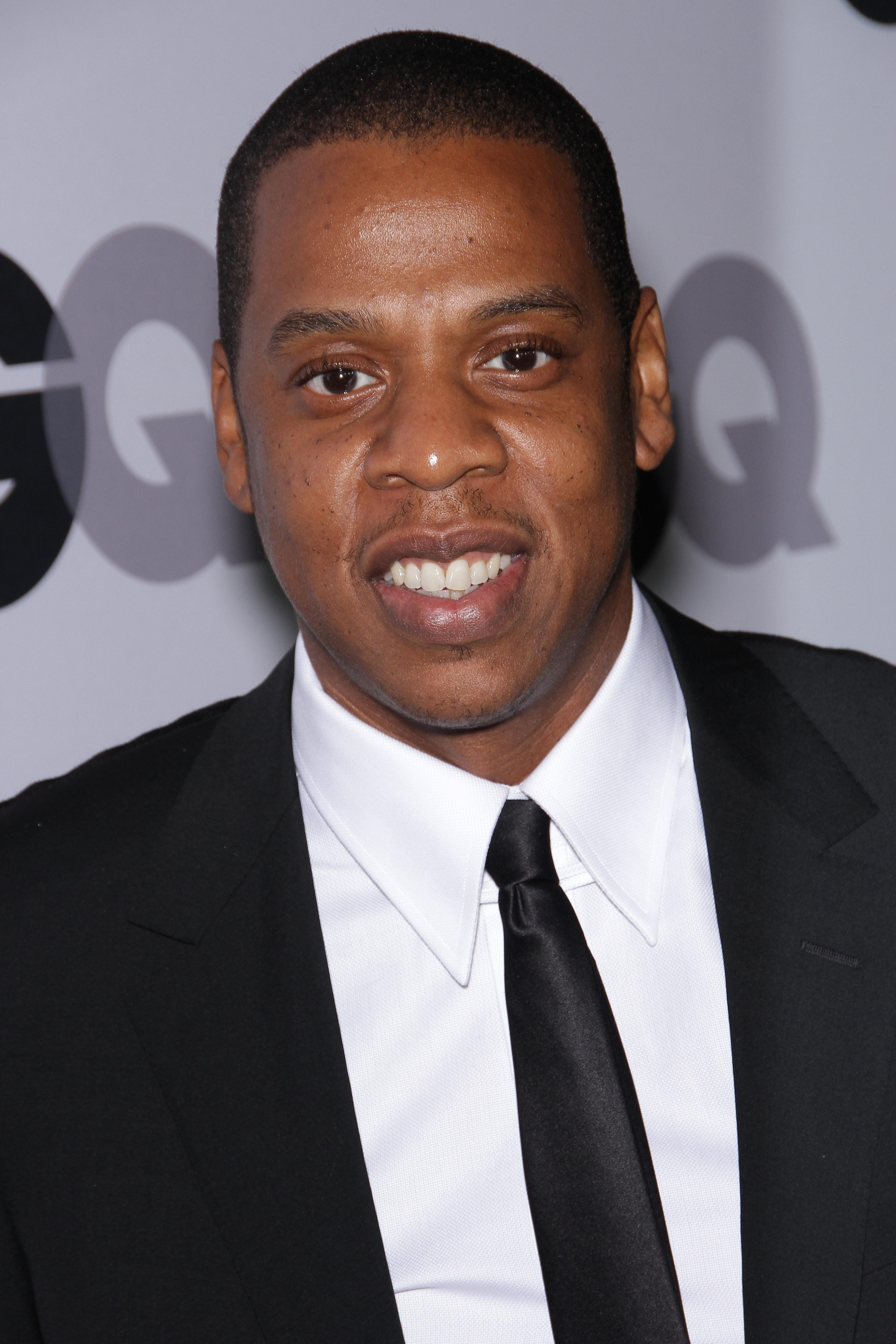 "Jay,Z,At,The,16th,Annual,Gq,""men,Of,The"