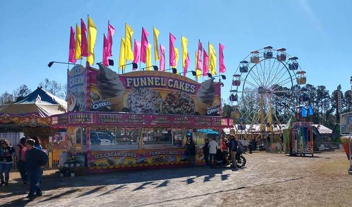 6th Annual Craven County Jaycees Spring Fling Carnival